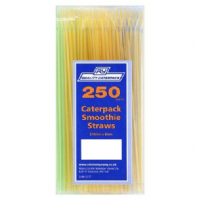 Caterpack Smoothie Straws (Pack of 250)